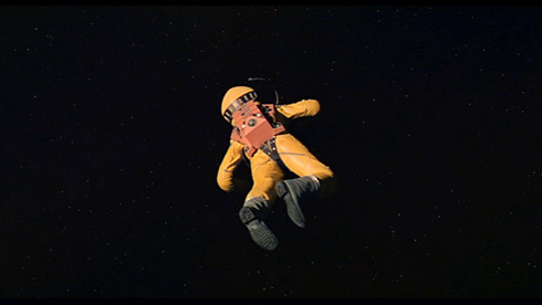 astronaut drifts into space - photo #8